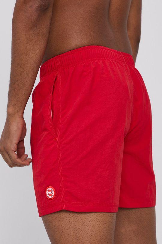 CMP - Plavkové šortky červená