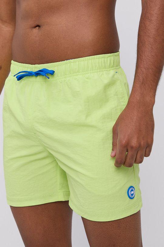 žlutě zelená CMP - Plavkové šortky Pánský