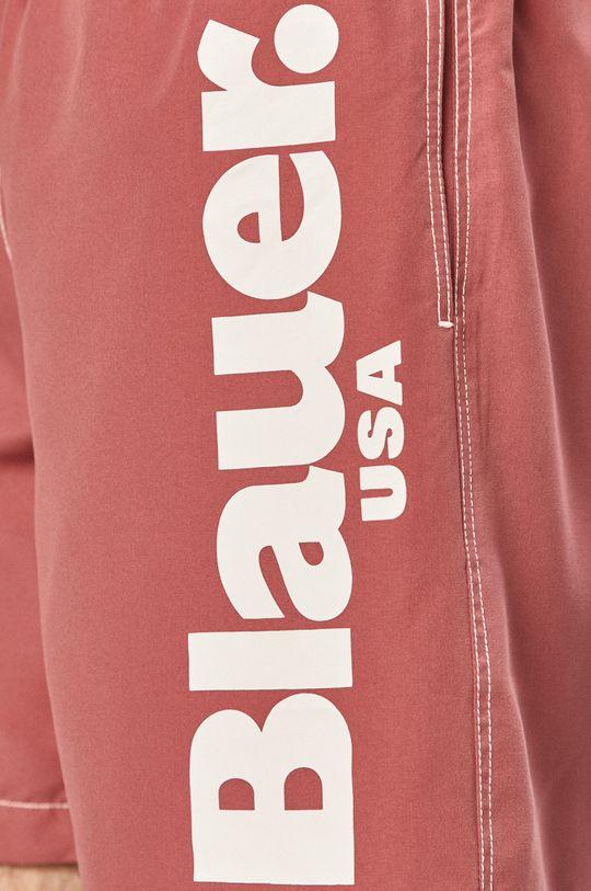 ružová Blauer - Plavkové šortky