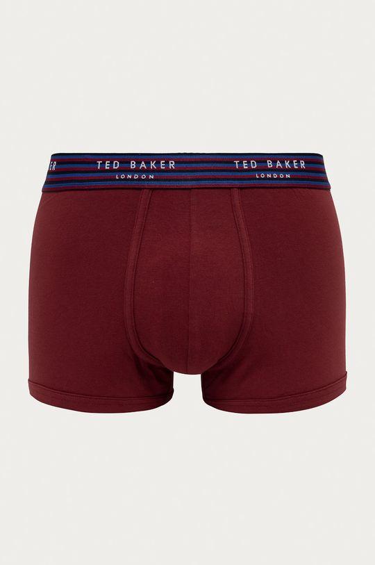 Ted Baker - Bokserki (3-pack) granatowy
