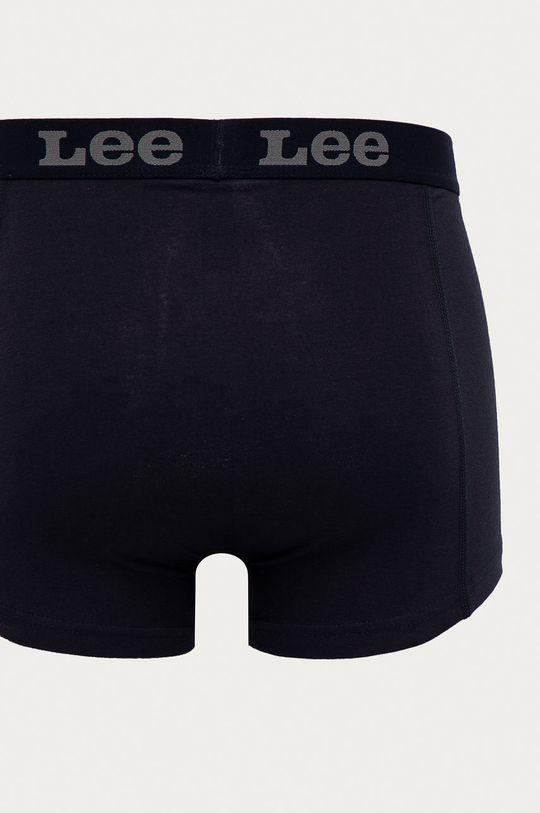 Lee - Bokserki (2-pack) 95 % Bawełna, 5 % Elastan