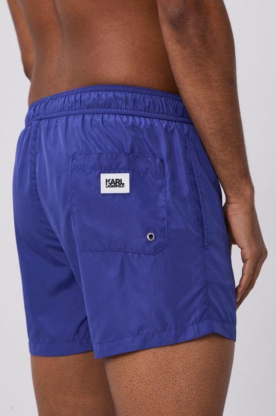 Karl Lagerfeld - Plavkové šortky modrá