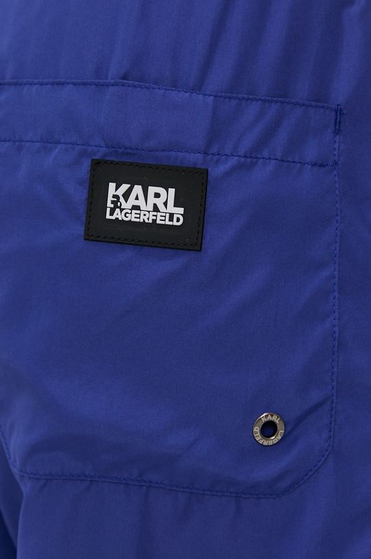 námořnická modř Karl Lagerfeld - Plavkové šortky