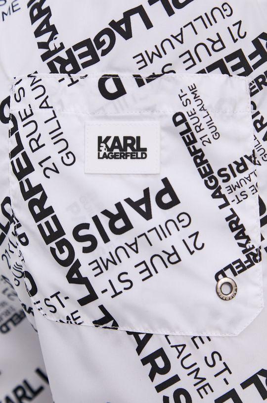 Karl Lagerfeld - Plavkové šortky  1. látka: 100% Polyester 2. látka: 7% Elastan, 93% Polyamid