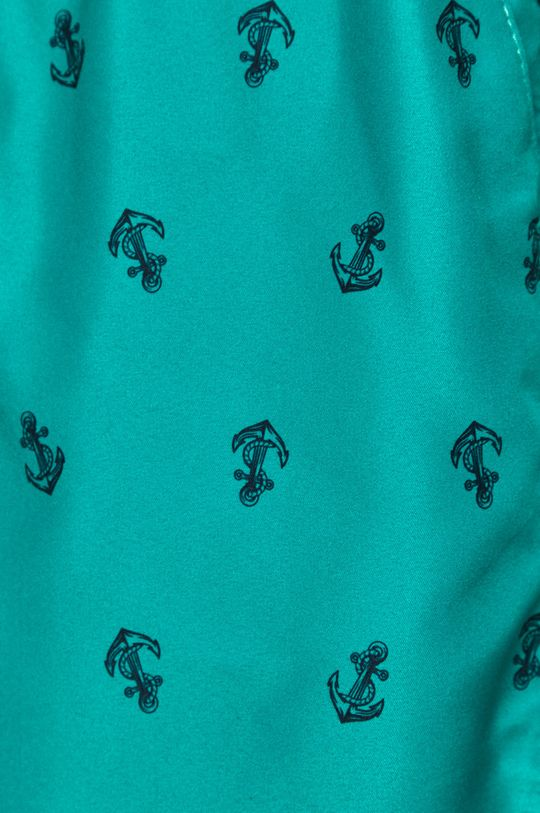 zelená Henderson - Plavkové šortky
