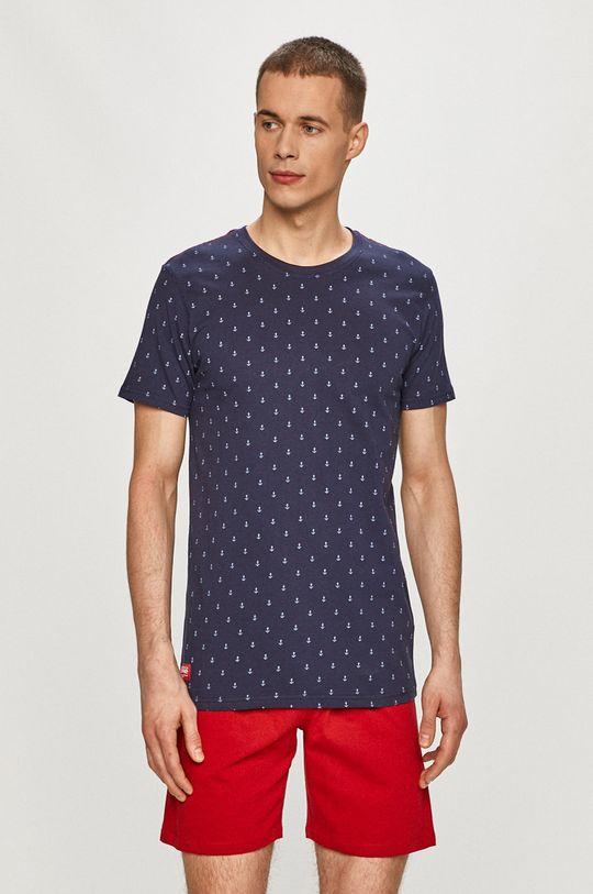 námořnická modř Henderson - Pyžamo Pánský