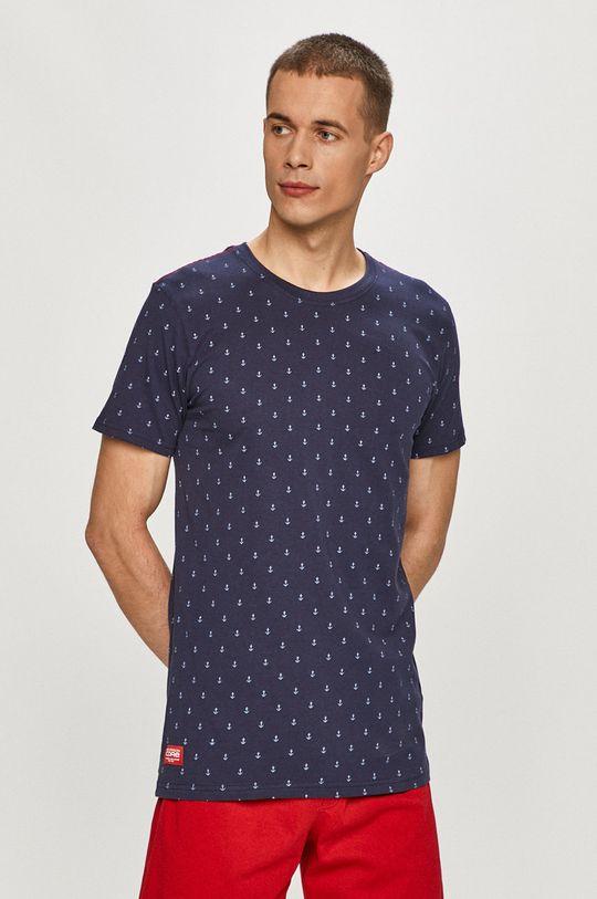 Henderson - Pyžamo námořnická modř