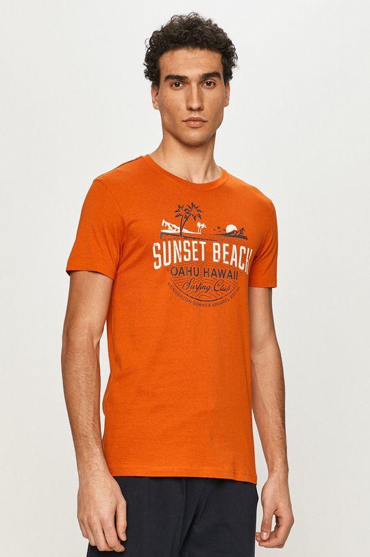 Henderson - Piżama pomarańczowy