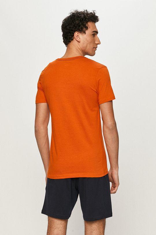 pomarańczowy Henderson - Piżama