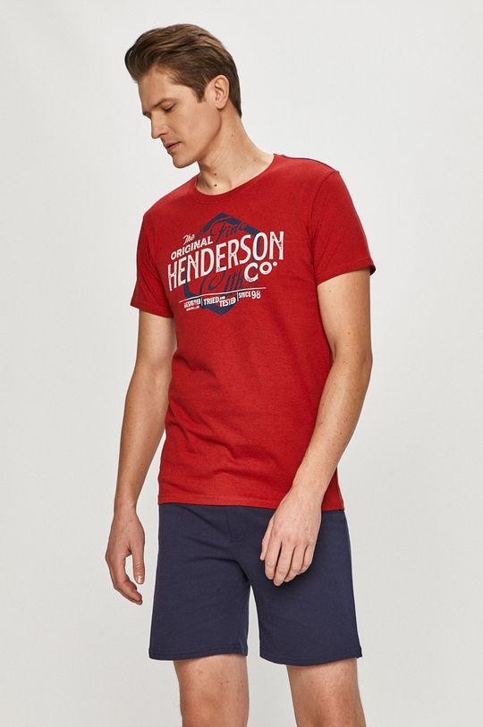 Henderson - Pyžamo červená