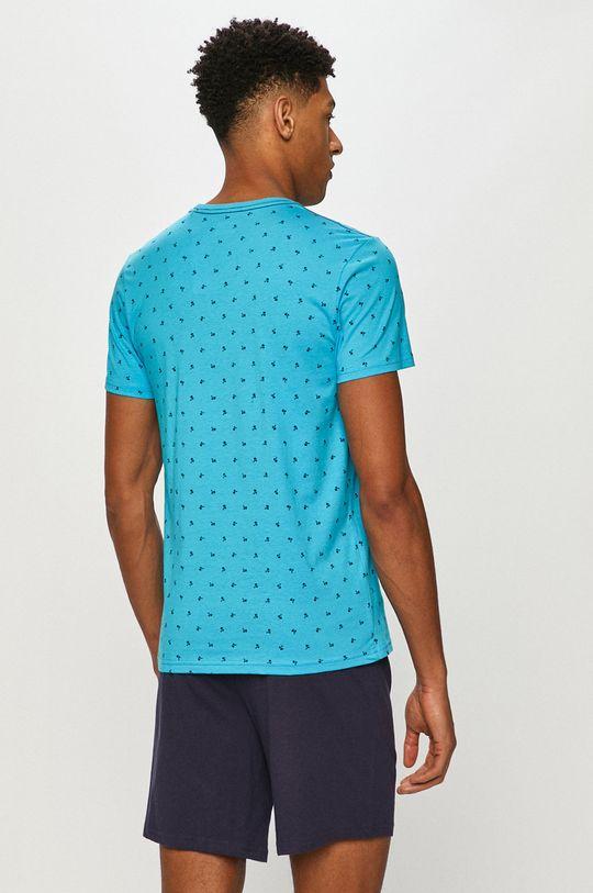 morská modrá Henderson - Pyžamo