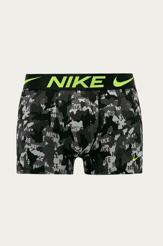 szary Nike - Bokserki Męski