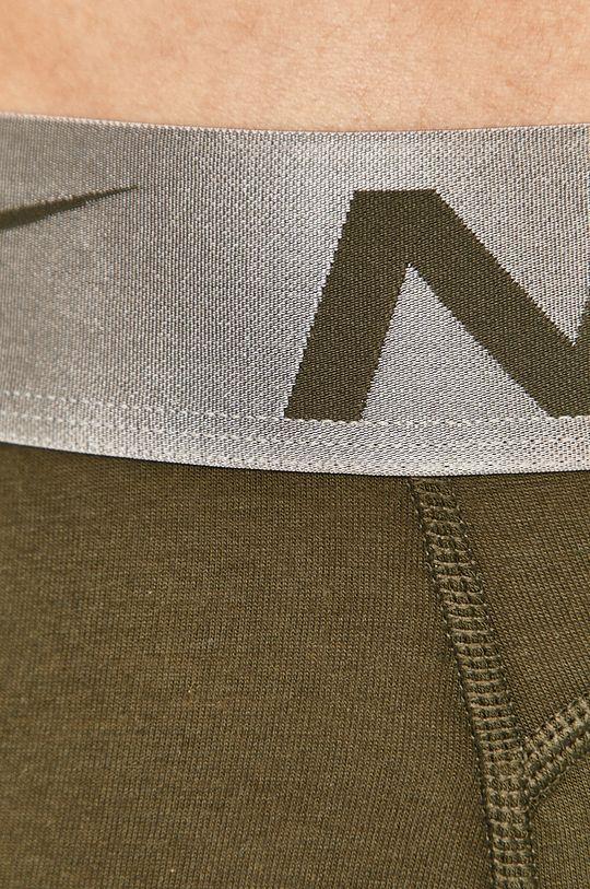olivová Nike - Boxerky