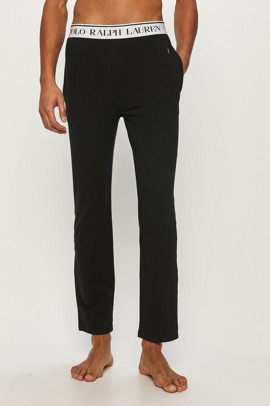 černá Polo Ralph Lauren - Pyžamové kalhoty Pánský