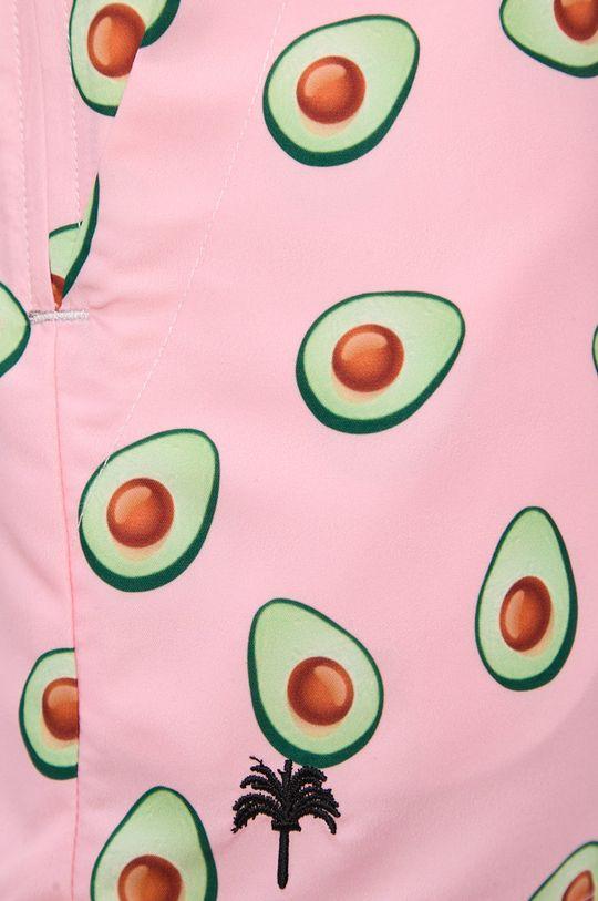 OAS - Plavkové šortky růžová