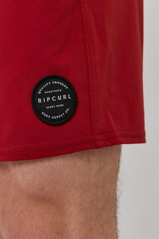 czerwony Rip Curl - Szorty kąpielowe
