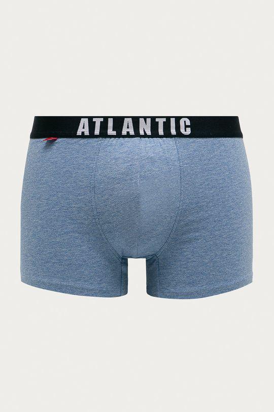 niebieski Atlantic - Bokserki (3-pack)