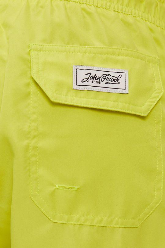 žlutá John Frank - Plavkové šortky