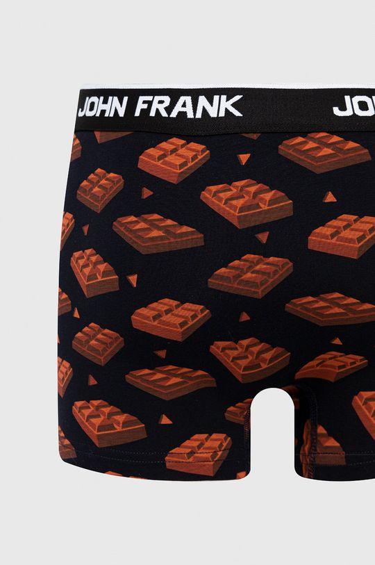 John Frank - Bokserki multicolor