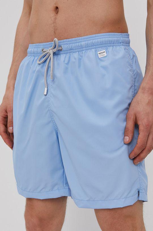 MC2 Saint Barth - Plavkové šortky modrá