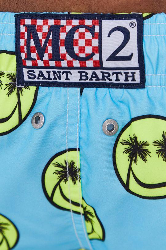 vícebarevná MC2 Saint Barth - Plavkové šortky