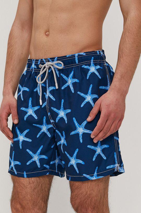 MC2 Saint Barth - Szorty kąpielowe niebieski