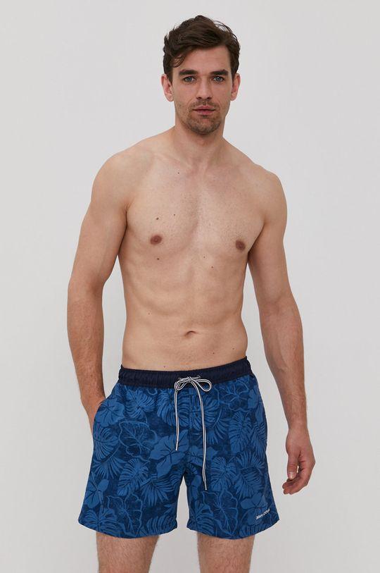 Marc O'Polo - Plavkové šortky modrá