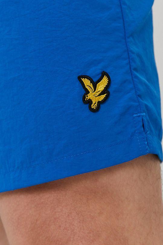 modrá Lyle & Scott - Plavkové šortky