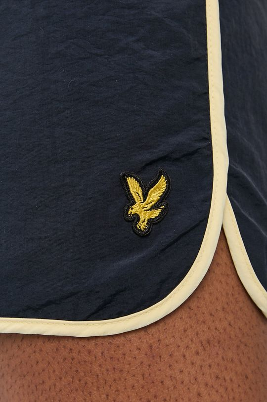 námořnická modř Lyle & Scott - Plavkové šortky