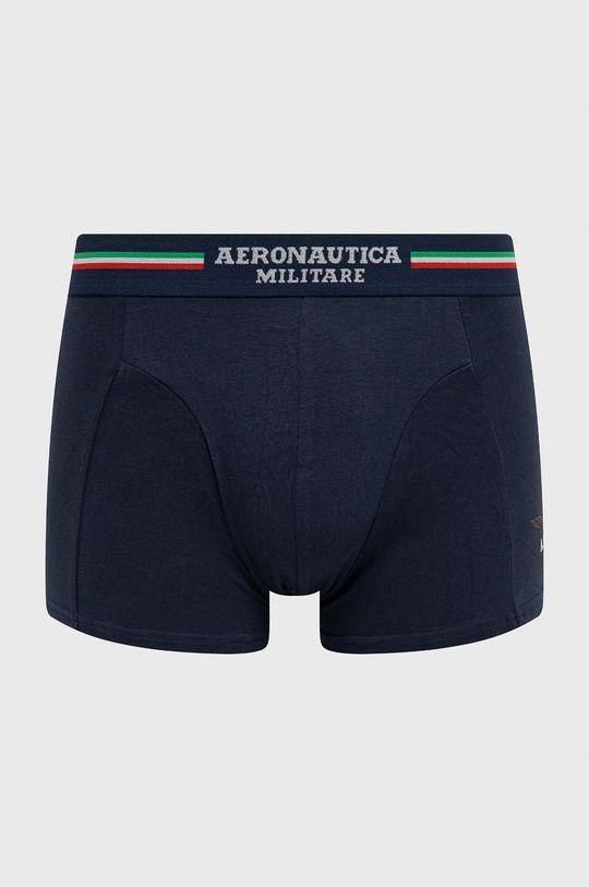 Aeronautica Militare - Boxeri (2-pack) bleumarin