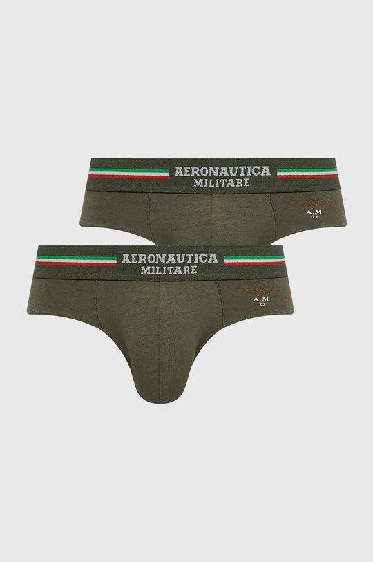 militar Aeronautica Militare - Slip (2-pack) De bărbați