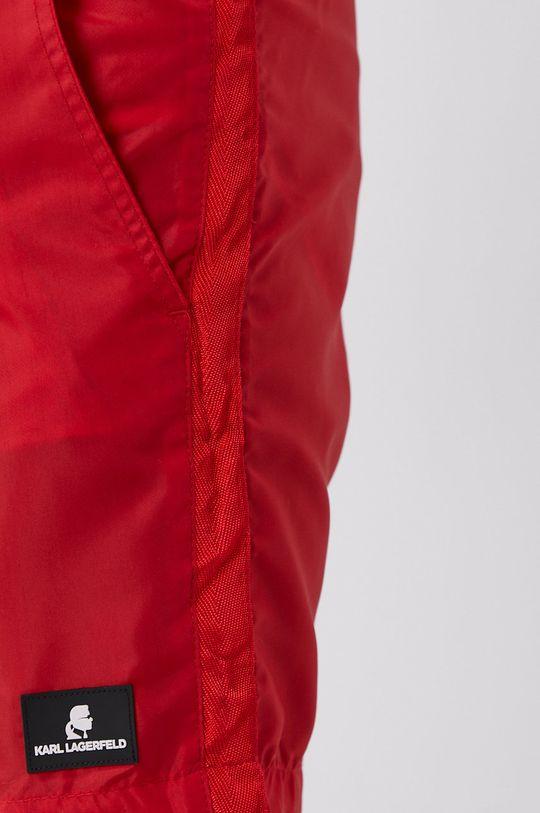 červená Karl Lagerfeld - Plavkové šortky