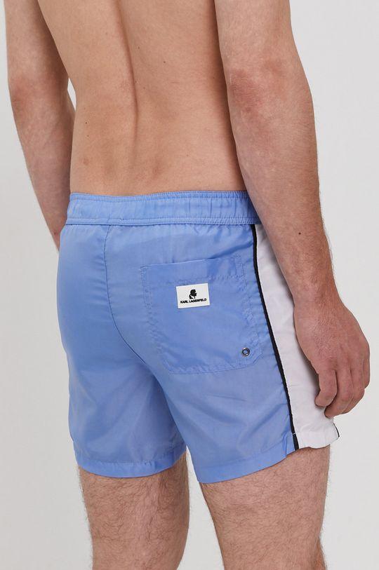 Karl Lagerfeld - Plavkové šortky  Podšívka: 7% Elastan, 93% Polyamid Hlavní materiál: 100% Polyester