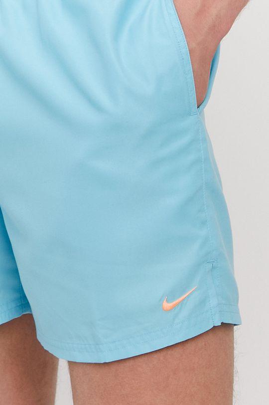 svetlomodrá Nike - Plavkové šortky