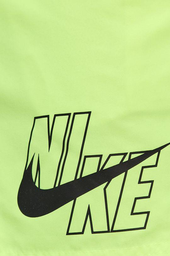 žlutá Nike - Plavkové šortky