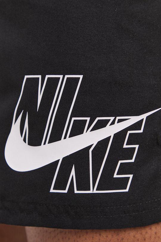 černá Nike - Plavkové šortky
