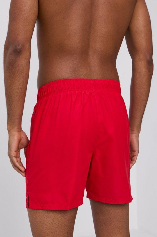 Nike - Szorty kąpielowe czerwony
