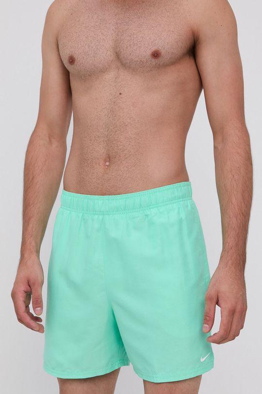 Nike - Plavkové šortky světle zelená