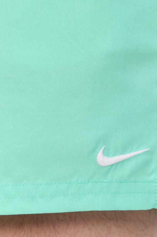 světle zelená Nike - Plavkové šortky