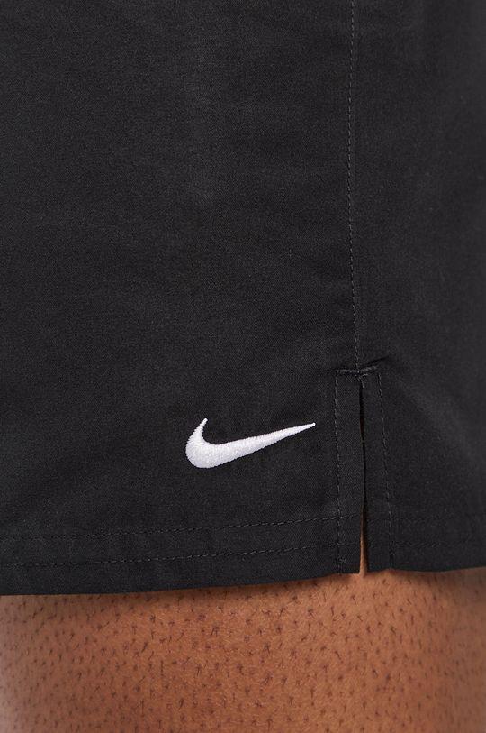 czarny Nike - Szorty kąpielowe