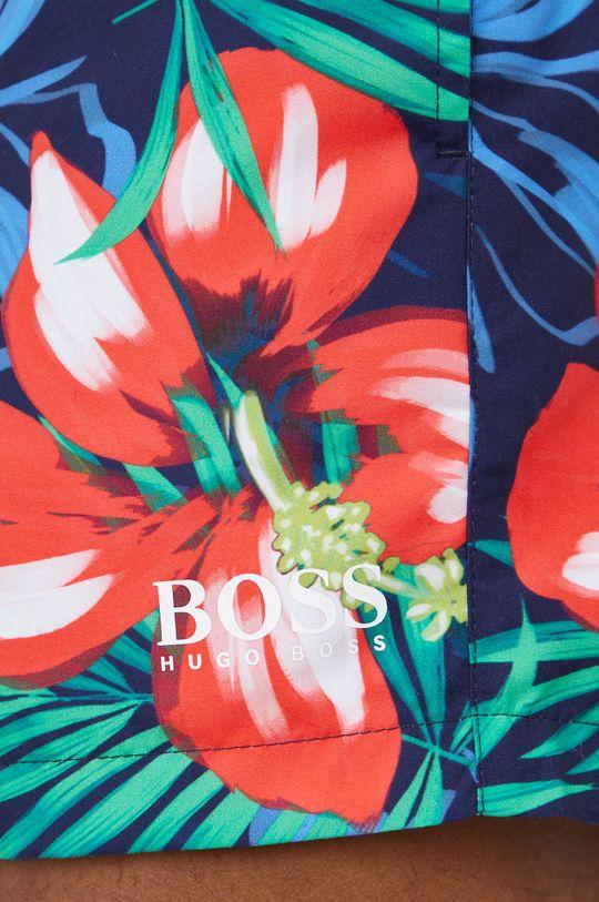 Boss - Plavkové šortky  Podšívka: 100% Polyester Základná látka: 100% Polyester