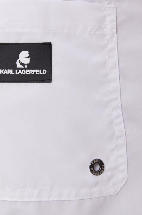 bílá Karl Lagerfeld - Plavkové šortky