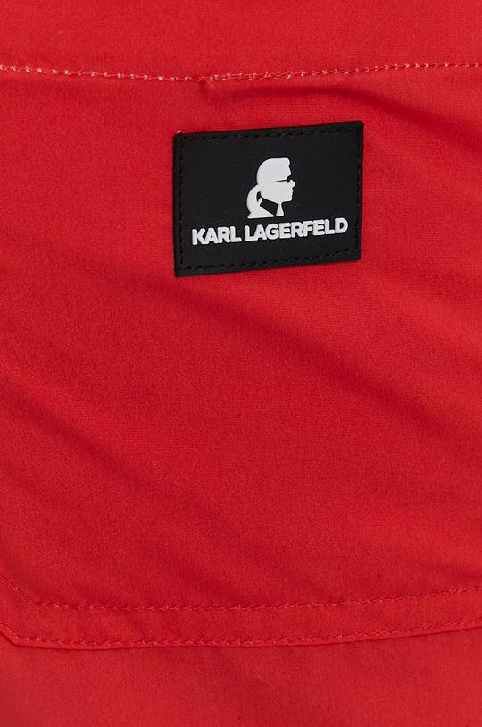 Karl Lagerfeld - Plavkové šortky  Podšívka: 7% Elastan, 93% Polyamid Základná látka: 100% Polyester