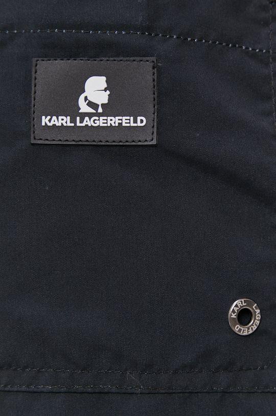 černá Karl Lagerfeld - Plavkové šortky