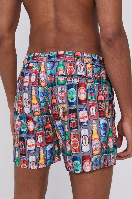 John Frank - Plavkové šortky  100% Polyester