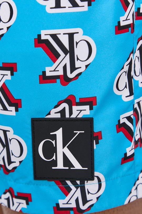 Calvin Klein - Plavkové šortky modrá