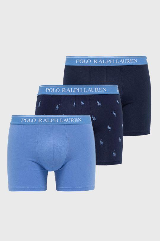 sötétkék Polo Ralph Lauren - Boxeralsó (3 db) Férfi