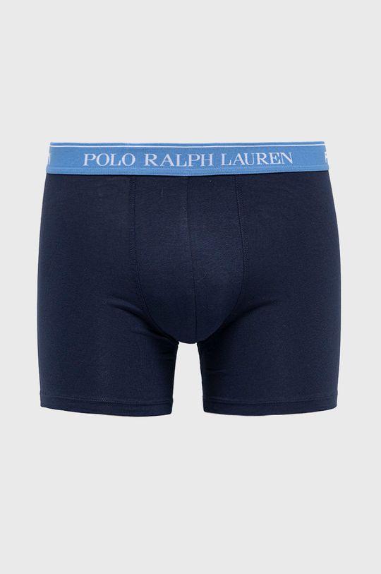 sötétkék Polo Ralph Lauren - Boxeralsó (3 db)