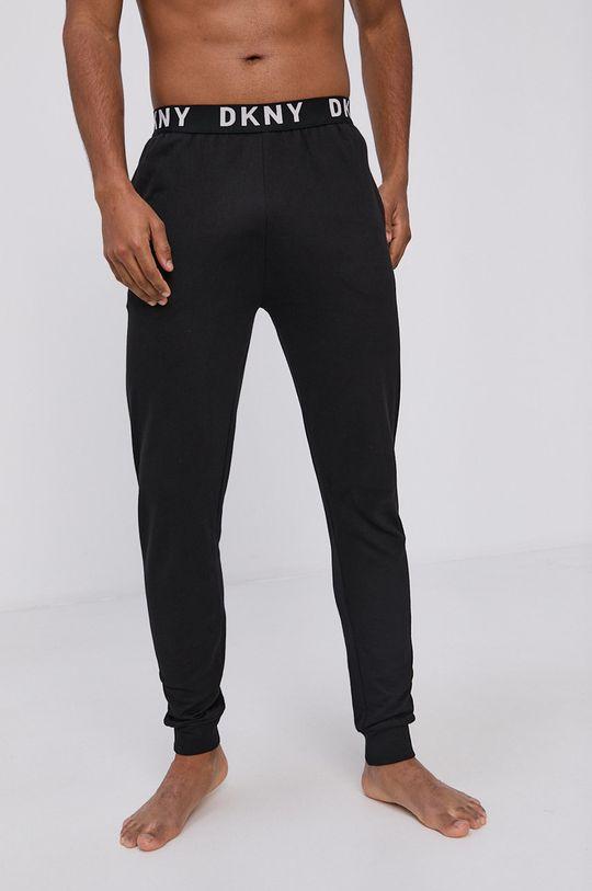 černá Dkny - Pyžamové kalhoty Pánský