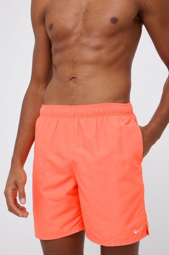 brzoskwiniowy Nike - Szorty kąpielowe Męski